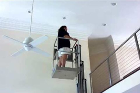 Change your light bulbs in high vaulted ceilings | 954-778-7500
